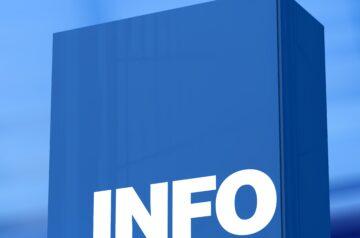 Informationsschild