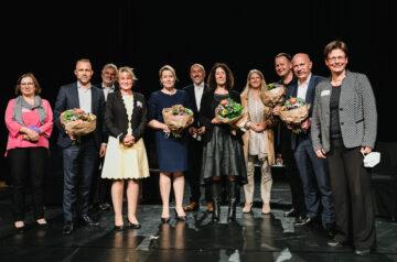 LIGA Veranstaltung im Pfefferber mit den Spitzenkandidat*innen zur Wahl des Abgeordnetenhauses 2021