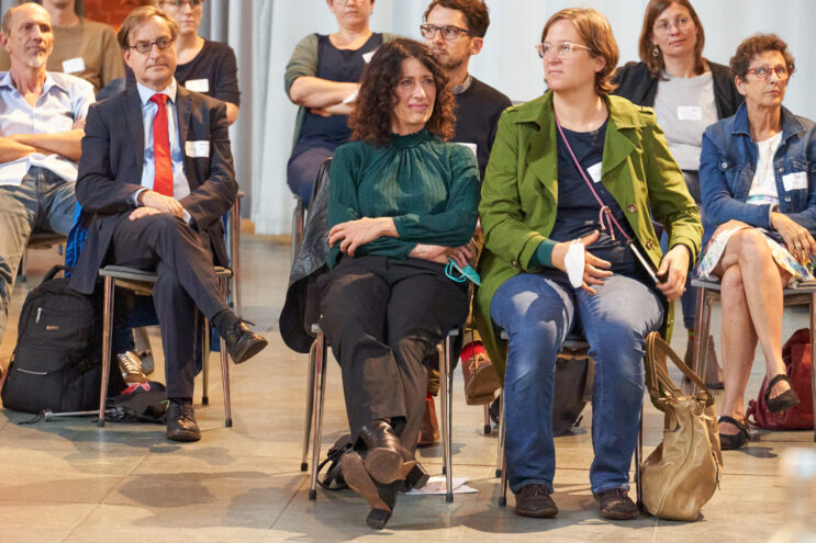 Jahresempfang der Berliner AWO am 15. September 2021.